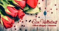 Offerta di San Valentino - Residence Villa Regina Umbria - Amelia Terni
