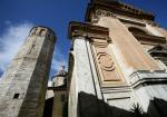 Duomo e torre dodecagonale - Amelia in Umbria