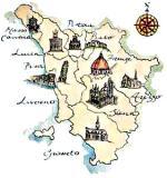 Località in Toscana