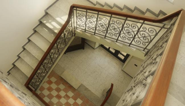 Scale interne Villa Regina Residence ad Amelia in Umbria