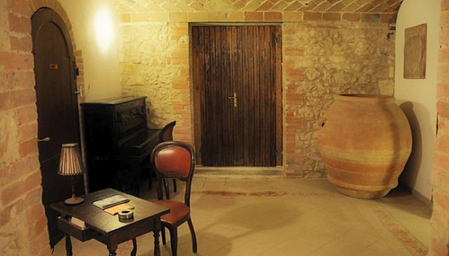 Locali sotterranei - Villa Regina Residence in Umbria