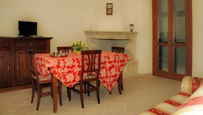 Cucina - Villa Regina Residence in Umbria