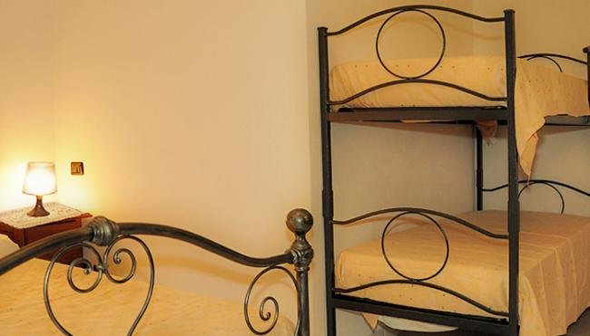Camere - Villa Regina Residence in Umbria