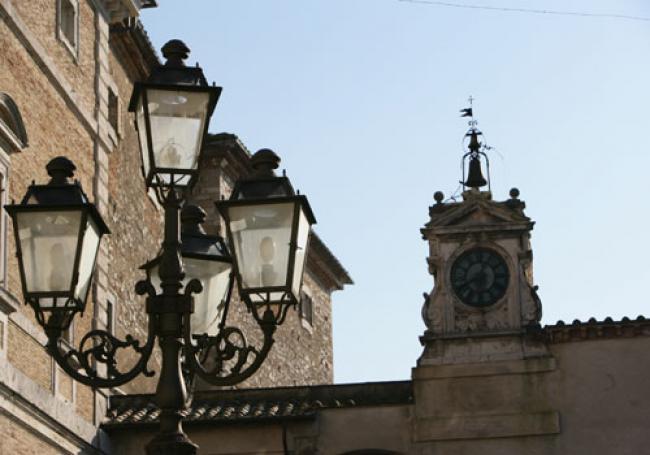 Piazza Marconi - Amelia in Umbria