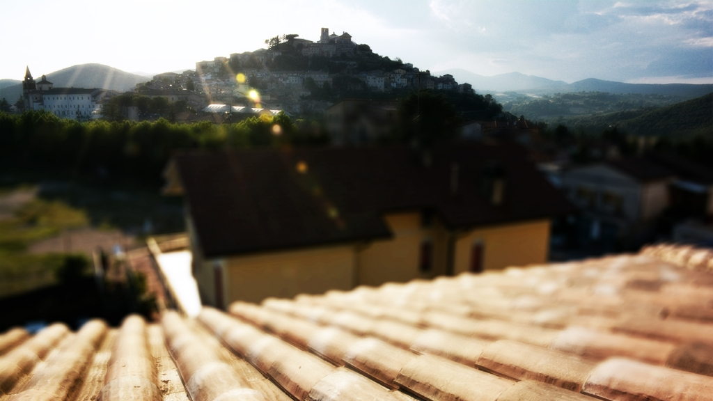 Affitto appartamenti per percorsi ed  itinerari   in Umbria - Residence Villa Regina -